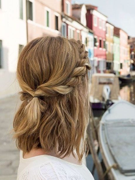 Super-Trendy Easy Hairstyles for School