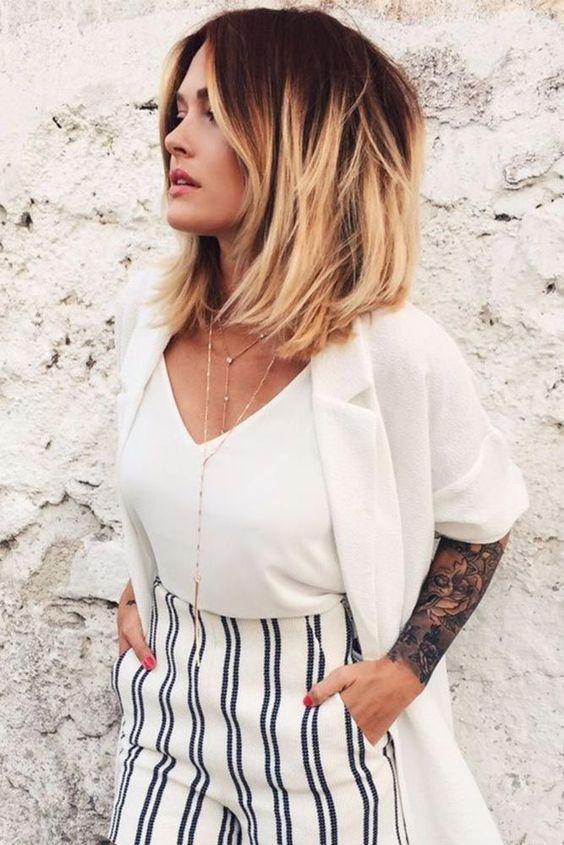 Superb Medium Length Hairstyles For An Amazing Look
