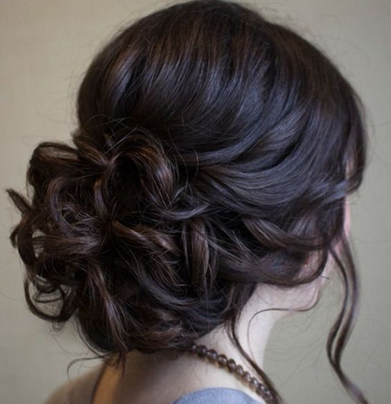Top Fabulous Updo Wedding Hairstyles