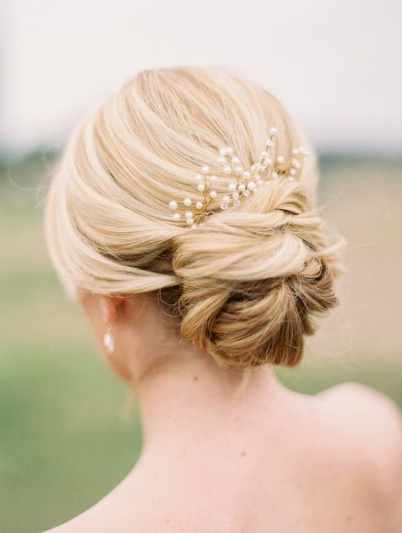 Top Most Pinned Bridal Updos