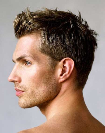 Awesome Cool Short Hairstyles For Men 2019 Lead Hairstyles Natural Hairstyles Runnerswayorg