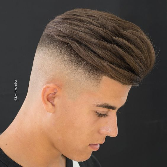 Undercut Haircuts + Hairstyles For Men