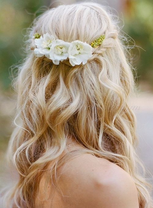 Wedding Bridesmaid Hairstyles
