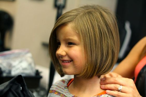 kindergarten girl haircuts