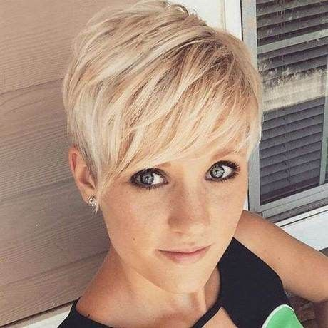 short pixie haircuts for women 2019