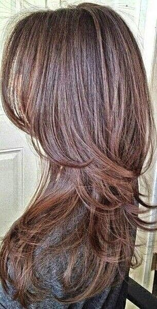 super sexy Long hairstyles with layers