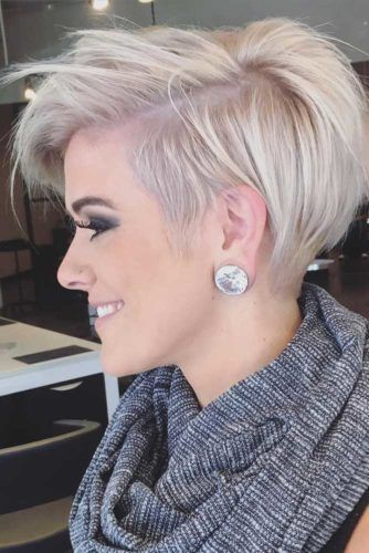 Adorable & Stylish Short Haircuts for Thick Hair 2019