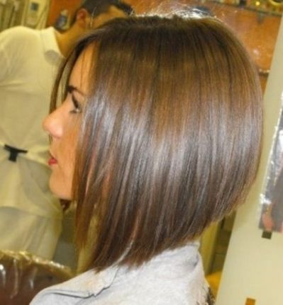 Angled Bob Haircut Pictures Back