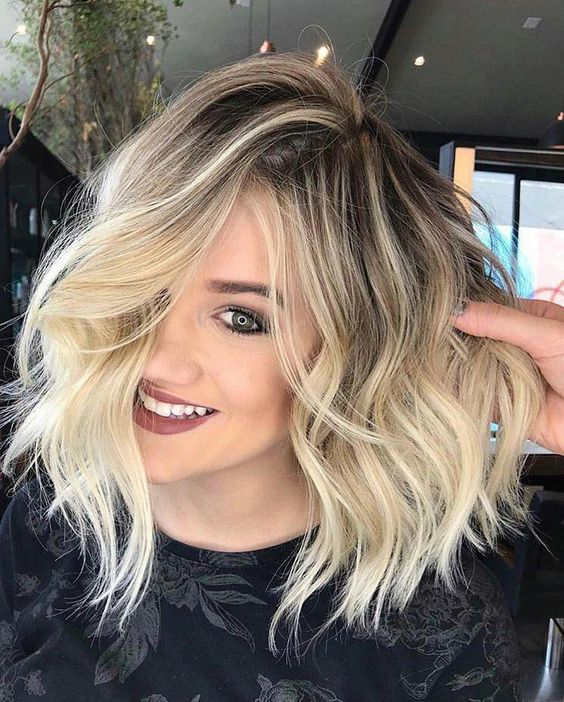 32 Popular Medium Hairstyles With Bangs For A New Look Lead Hairstyles