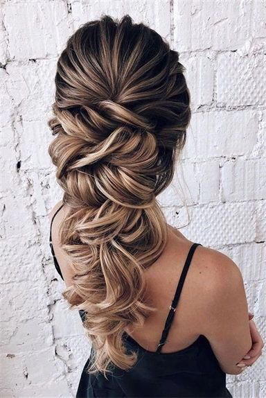 Attractive Wedding Hairstyles for Long