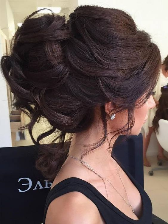 Beautiful Updo Hairstyles for Weddings 2019