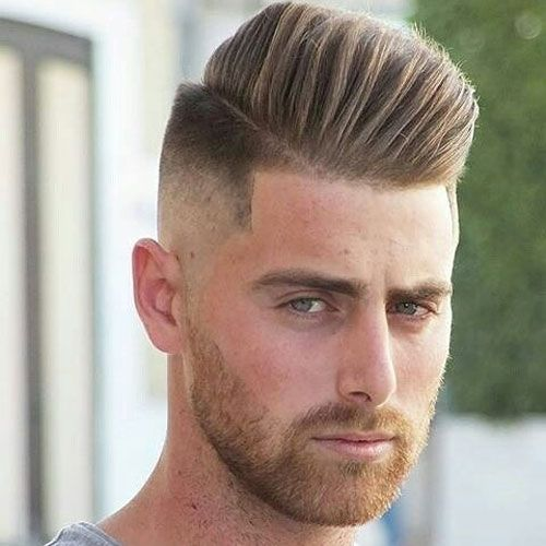 Best Pompadour Fade Haircuts