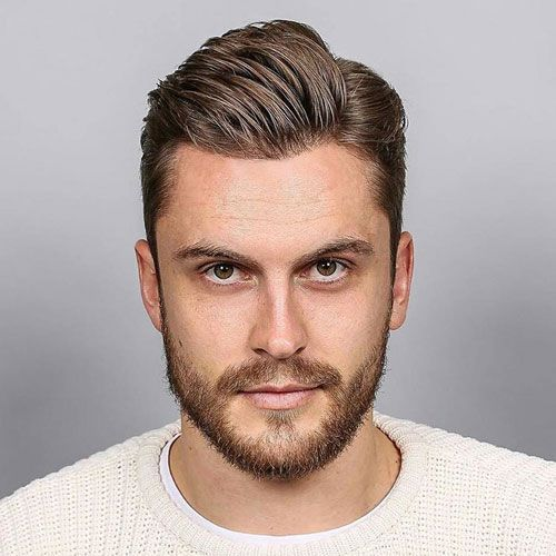 Best Side Part Haircuts 2019
