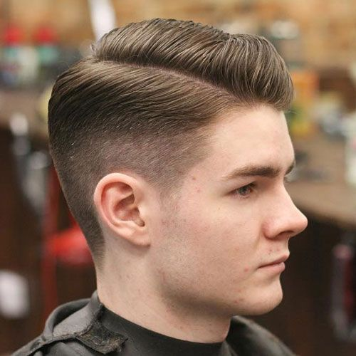 Best Side Part Haircuts 5
