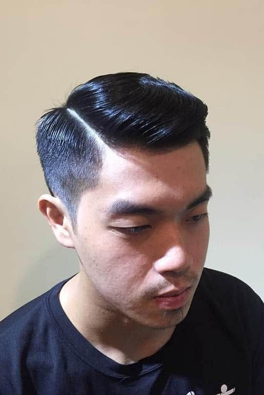 Best Side Part Haircuts for Men