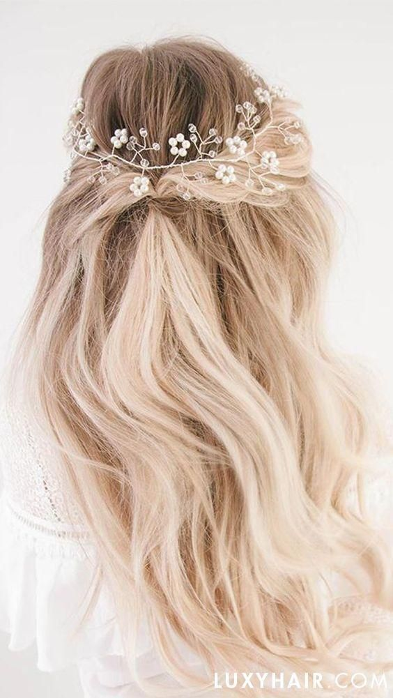 Bridal Hairstyles for Perfect Big Day 2019