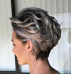 Cool and Stylish Pixie Haircut Ideas