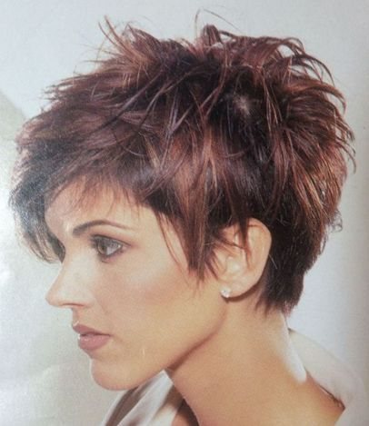 Cute All Time Short Pixie Haircuts For Women