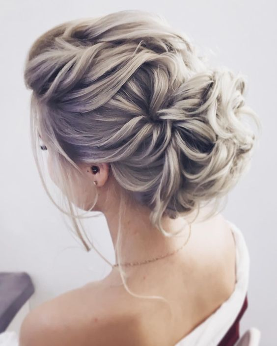 Gorgeous Updo Braided Hairstyles 5