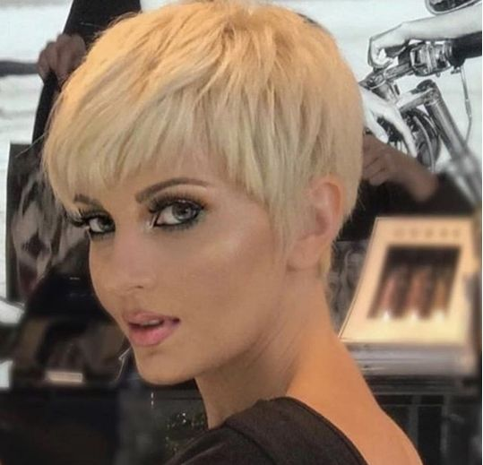 Pretty Pixie Haircuts for 2018