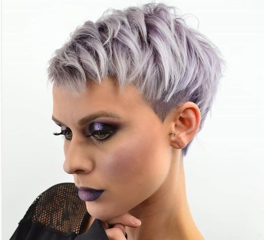 Pretty Pixie Haircuts for 2019