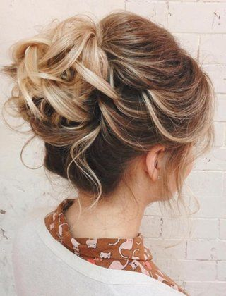 Quick and Easy Short Hair Buns to Try