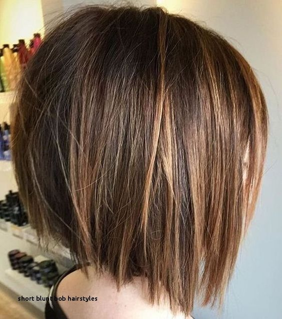 Short Blunt Bob Haircut Styles You Can Copy