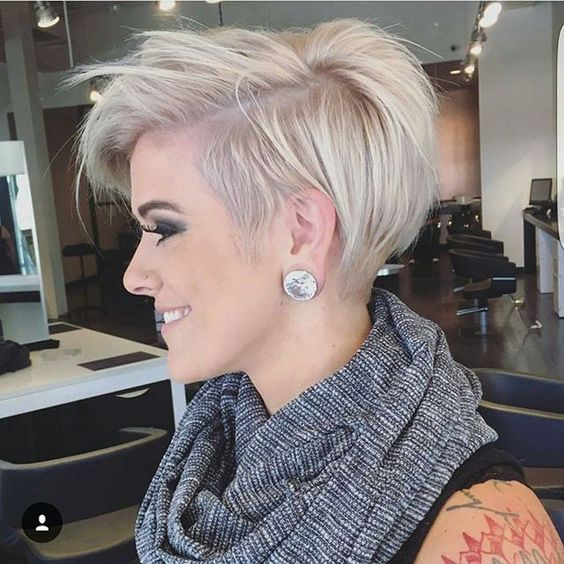 Sporty Pixie Cuts Hair Style Ideas
