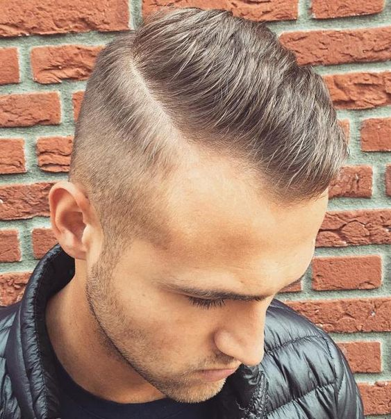 Stylish Hairstyles for Men with Thin Hair