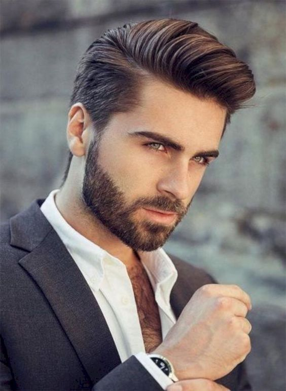 Trendy Mens Haircuts 2019