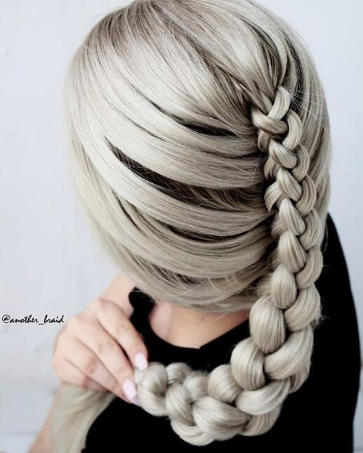 Pretty Braided Wedding Hairstyles That Are Fit For The Bride Page 11 Of 28 Lead Hairstyles