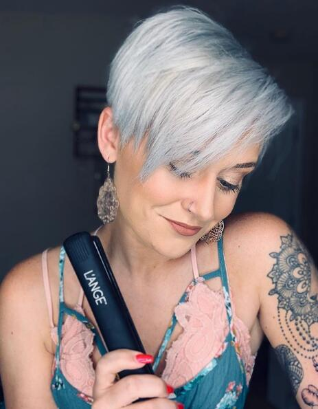 short hairstyles for fine hair Archives , Lead Hairstyles