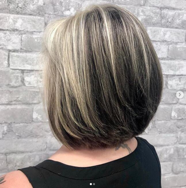 41 Cute Stacked Bob Hairstyles For Women 2020