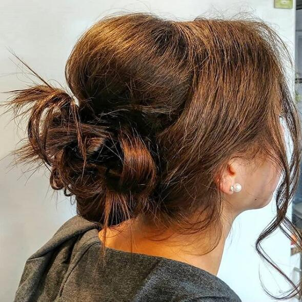 #promhairstyles 2020