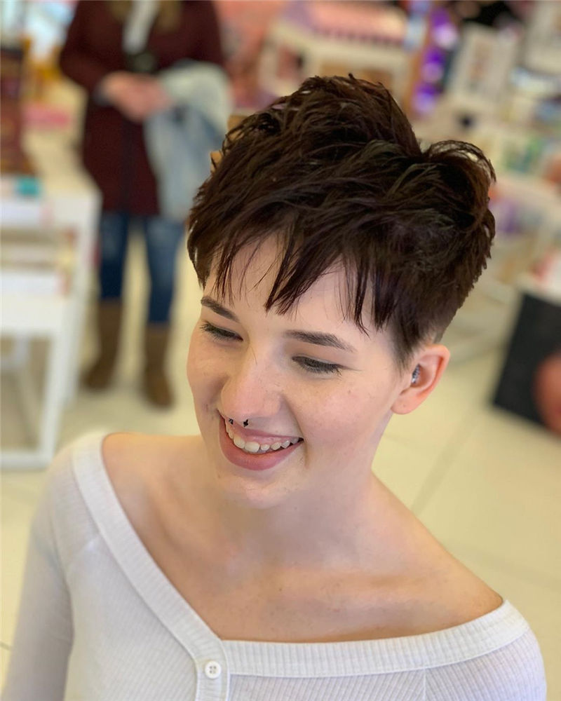 Amazing Pixie Cuts for 2020 To Copy ASAP-35