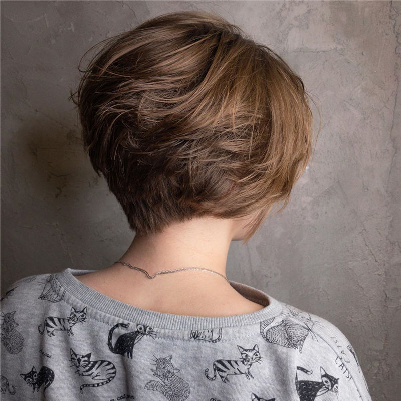 Amazing Short Bob Haircuts for Major Inspiration-17