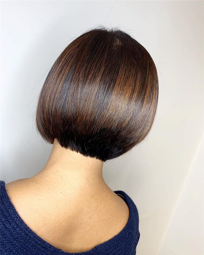 Amazing Short Hairstyles That Make You Pretty-01
