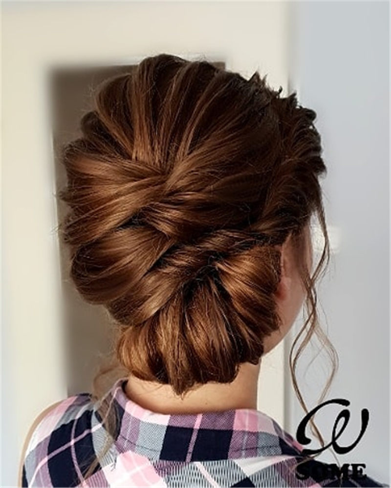 Amazing Wedding Hairstyles You'll Love For Big Day01