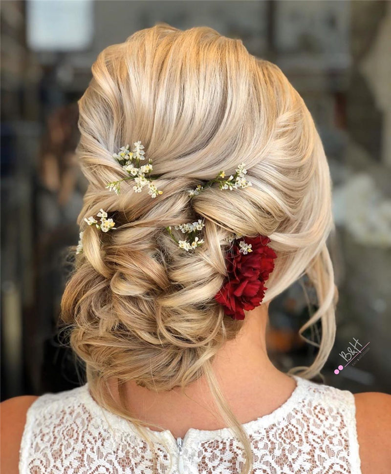 Beautiful Wedding Hairstyles That Will Wow Your Big Day-01