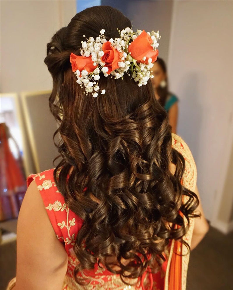 Beautiful Wedding Hairstyles That Will Wow Your Big Day-28