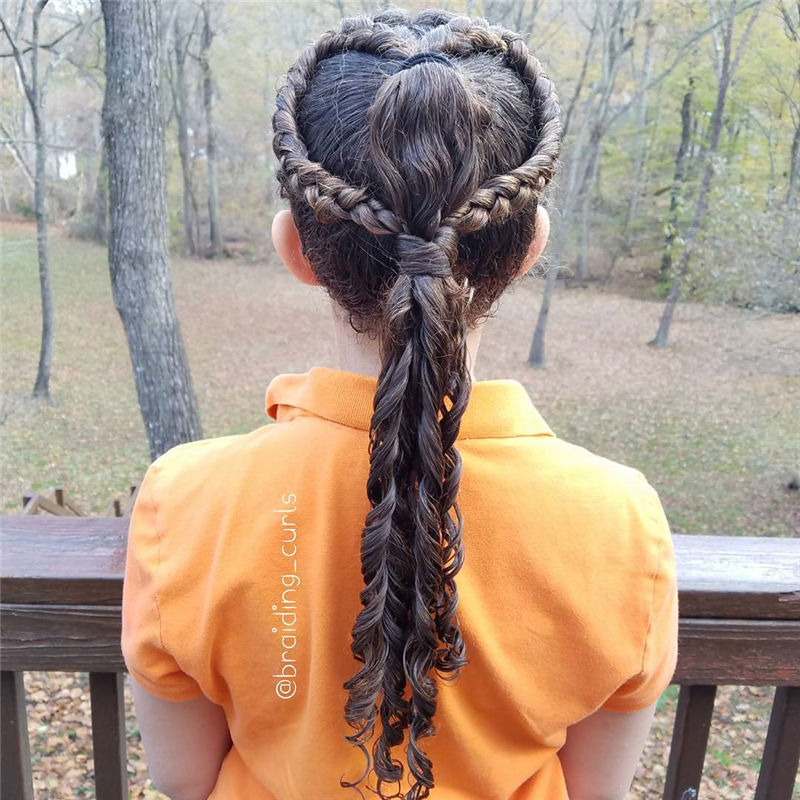 Best Hairstyles Perfect for Valentine's Day-06