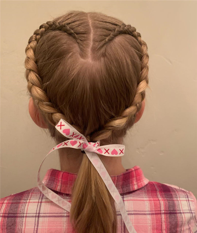 Best Hairstyles Perfect for Valentine's Day-16