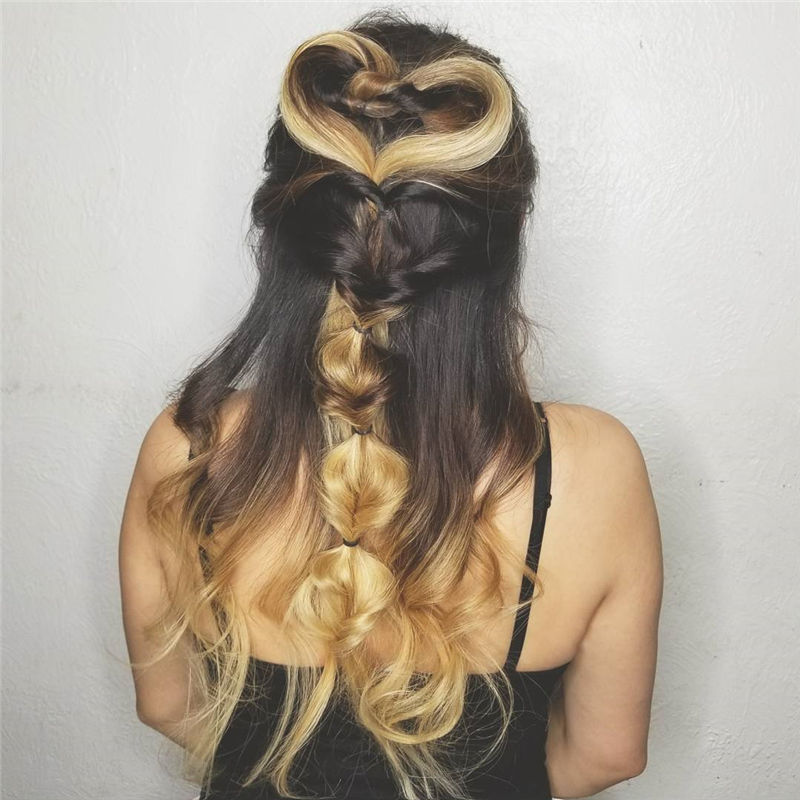 Best Hairstyles Perfect for Valentine's Day-19