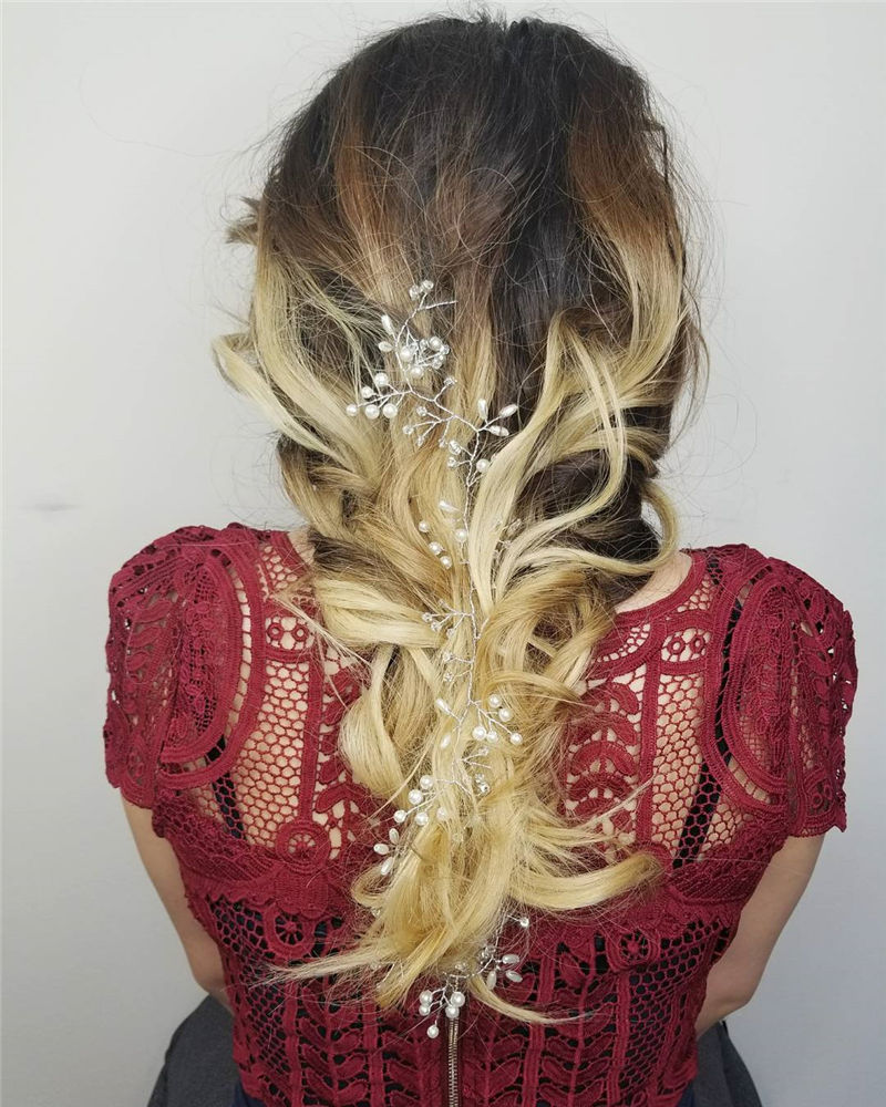 Best Hairstyles Perfect for Valentine's Day-20