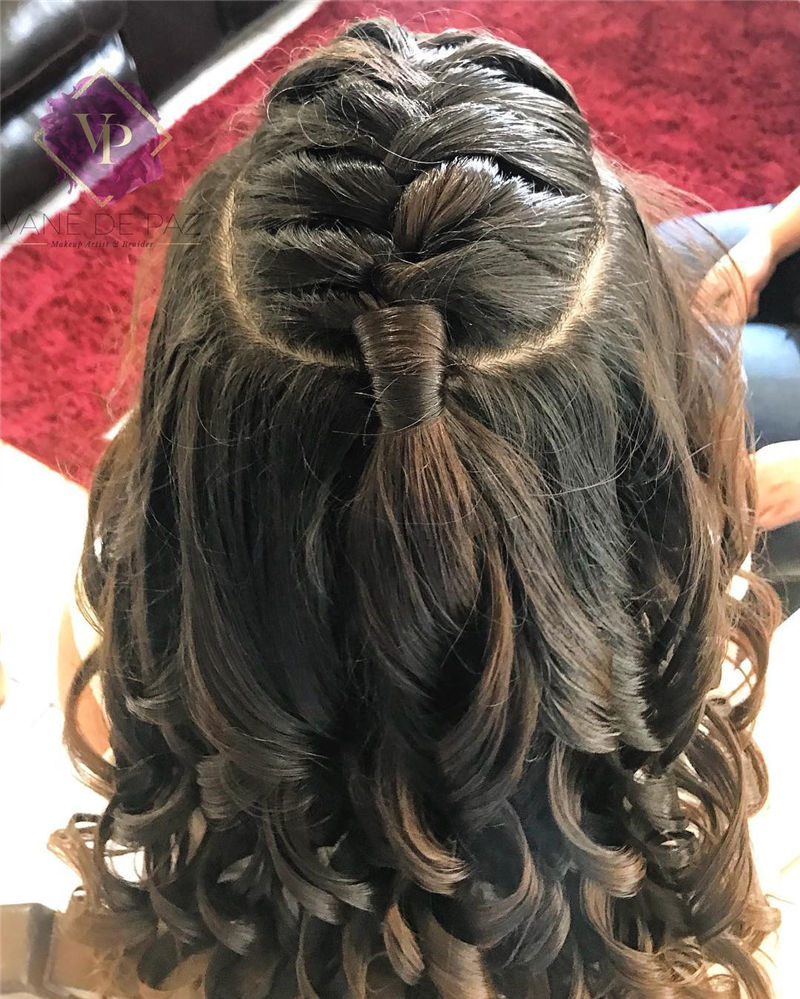 Best Hairstyles Perfect for Valentine's Day-24