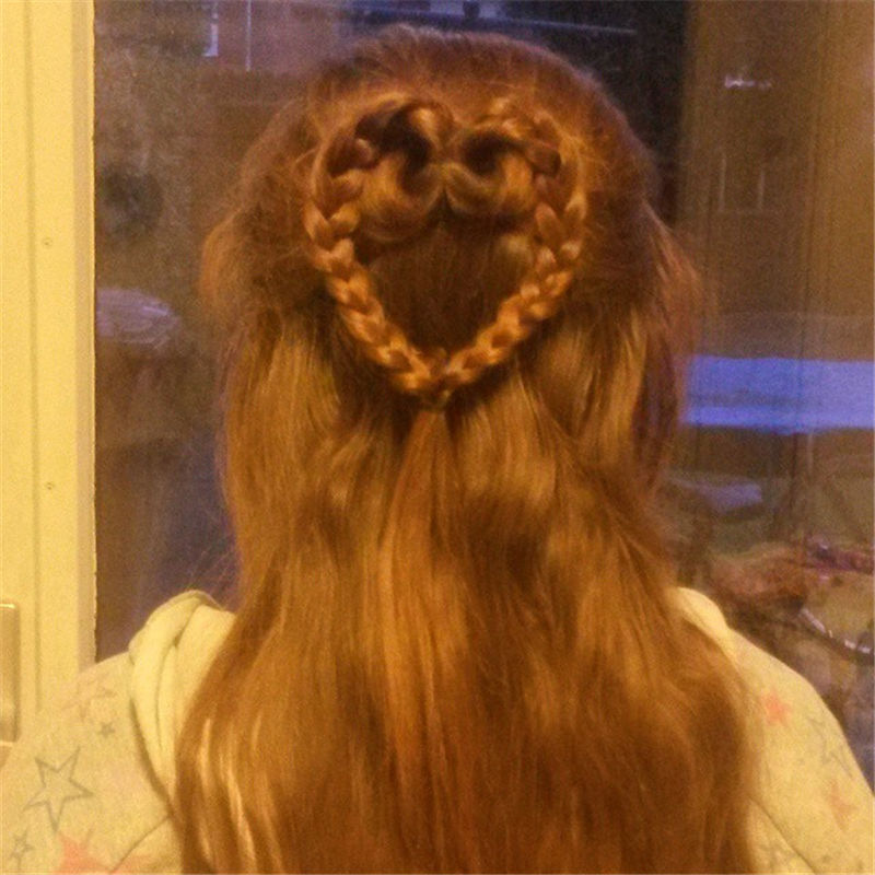 Best Hairstyles Perfect for Valentine's Day-29