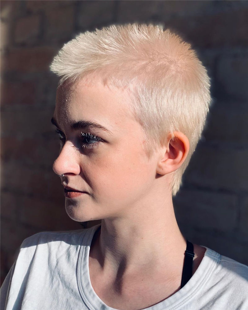 Best Short Hair Cut Styles You Will Love-15