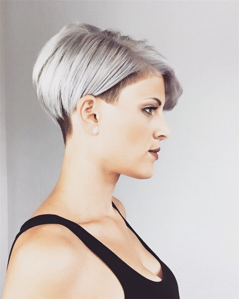 Best Short Haircuts to Inspire Your Prom Look-12