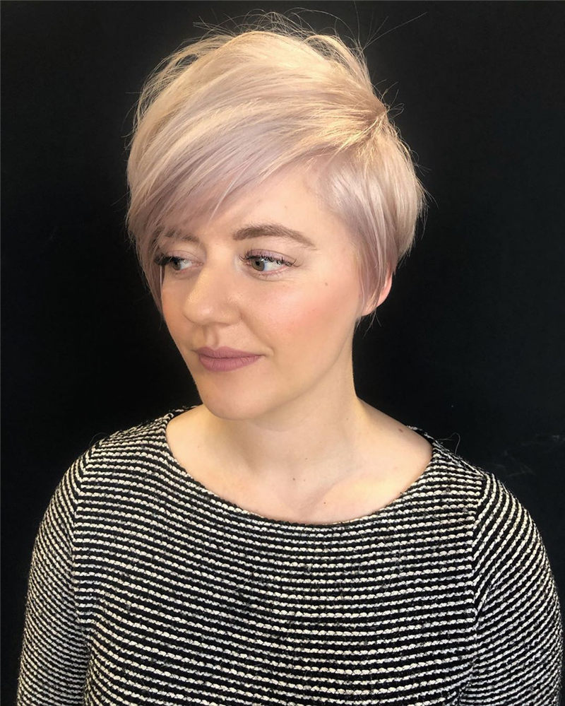 Best Short Haircuts to Inspire Your Prom Look-18