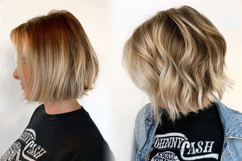 Best Short Haircuts to Inspire Your Prom Look-19